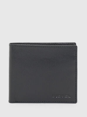 HIRESH S, Grey - Small Wallets