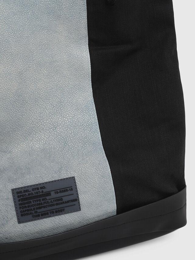 Diesel - L-TOLLE BACK, Blue - Backpacks - Image 5