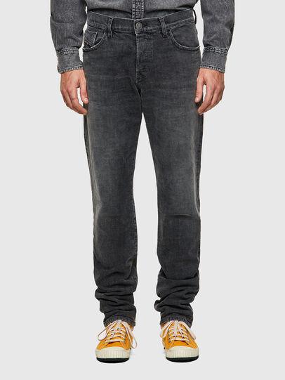 Diesel - D-Kras 09A3A, Black/Dark grey - Jeans - Image 1