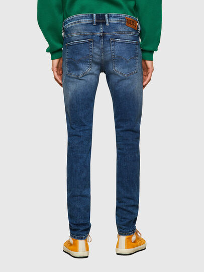 Diesel - Sleenker 009PN, Medium blue - Jeans - Image 2