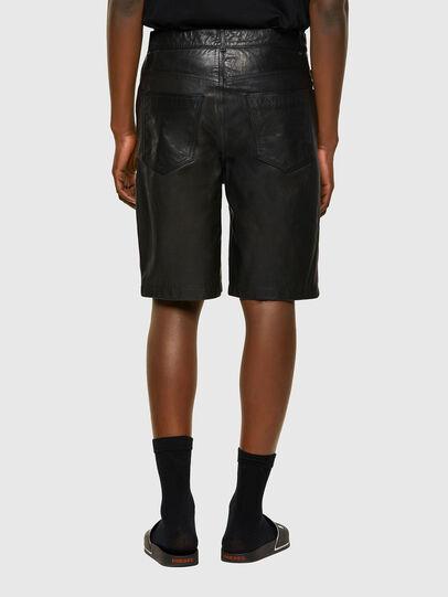 Diesel - P-MACS-SHORT, Black - Pants - Image 2