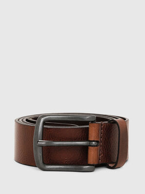 B-LINE, Brown Leather - Belts