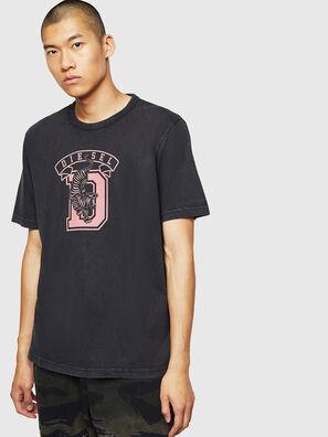 T-JUST-B2, Black - T-Shirts