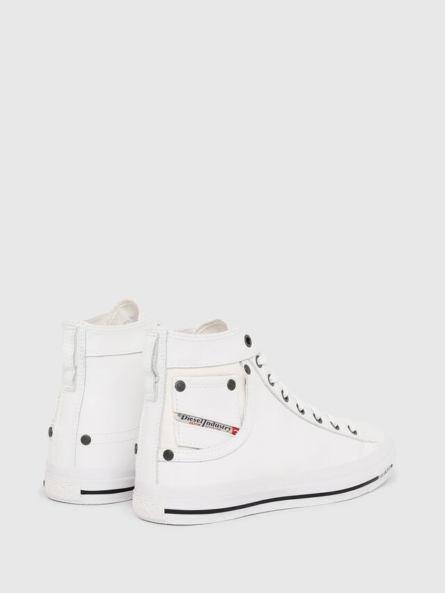 Diesel EXPOSURE IV W, White - Sneakers - Image 3