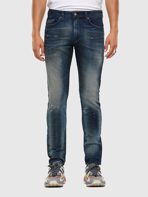 Thommer 009FL, Medium blue - Jeans