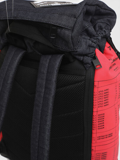 Diesel - F-SUSE BACKPCK, Dark Blue - Backpacks - Image 5