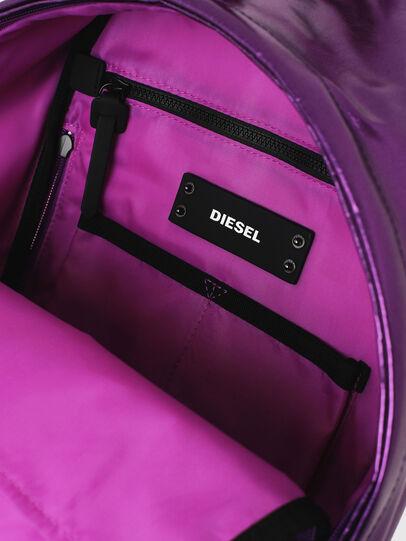 Diesel - F-BOLD BACK II, Lilac - Backpacks - Image 6