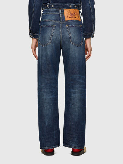 Diesel - D-Reggy 09A06, Dark Blue - Jeans - Image 2