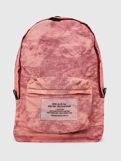 Diesel - BAPAK, Red - Backpacks - Image 1