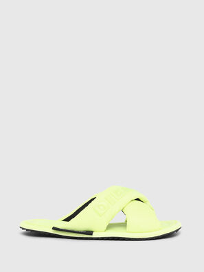 SA-MERY X, Yellow Fluo - Sandals