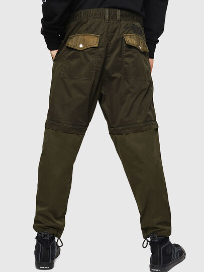 Diesel - P-CASHORT, Military Green - Pants - Image 2