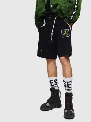 K-ROB, Black - Shorts