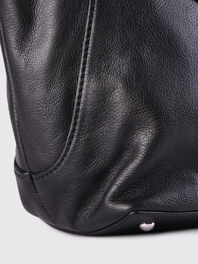Diesel LE-NINNA, Black - Shopping and Shoulder Bags - Image 5