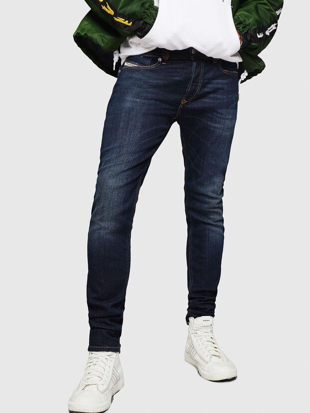 Sleenker 083AW, Dark Blue - Jeans