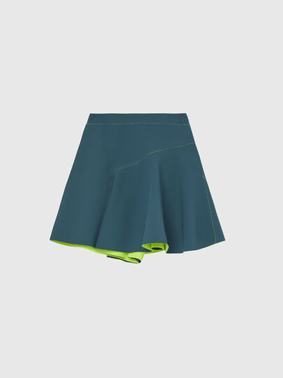 Diesel - S-SPRING, Water Green - Shorts - Image 1