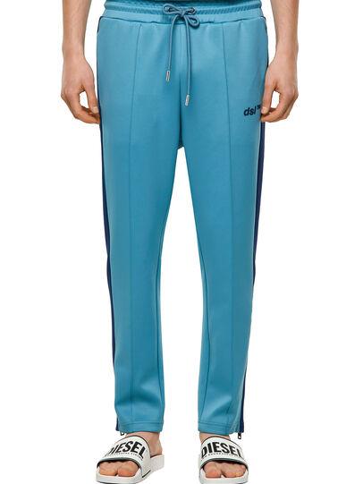 Diesel - P-CHROMY, Blue - Pants - Image 1