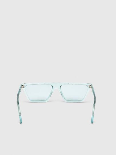 Diesel - DL0304, Azure - Sunglasses - Image 4
