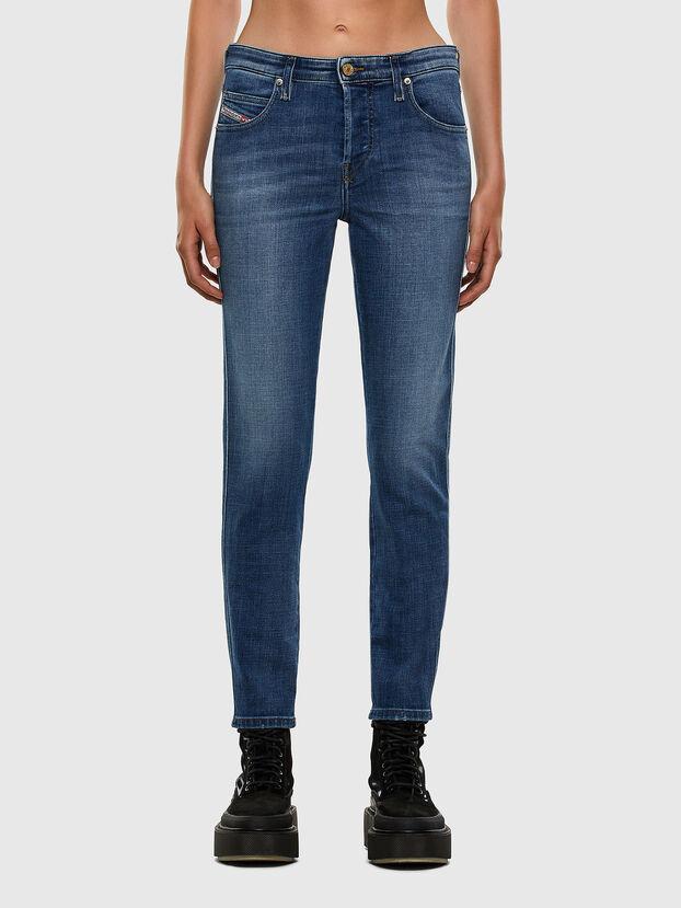 Babhila 0098Z, Medium blue - Jeans