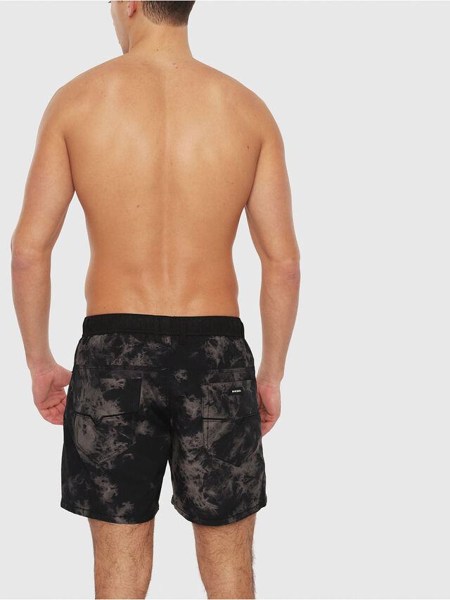Diesel - BMBX-WAYKEEKI 2.017, Black - Swim shorts - Image 2