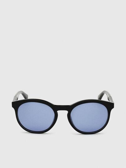 Diesel - DL0310, Black - Sunglasses - Image 1