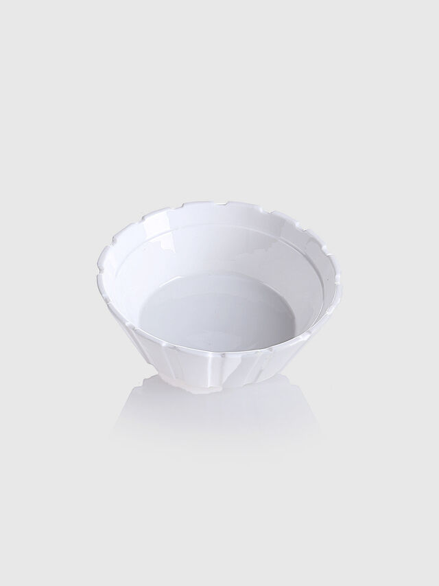 Living 10983 MACHINE COLLEC, White - Bowl - Image 1