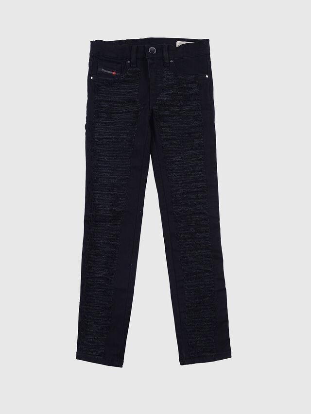 Diesel - DHARY-J, Black Jeans - Jeans - Image 1