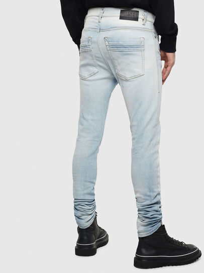 Diesel - D-Amny 009BE, Light Blue - Jeans - Image 2