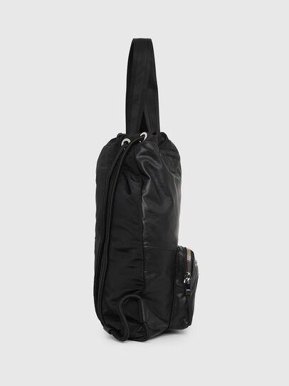 Diesel - TROPHY, Black - Backpacks - Image 3