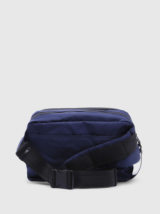 Diesel - VOLPAGO CROSSPLUS, Blue/Black - Crossbody Bags - Image 2