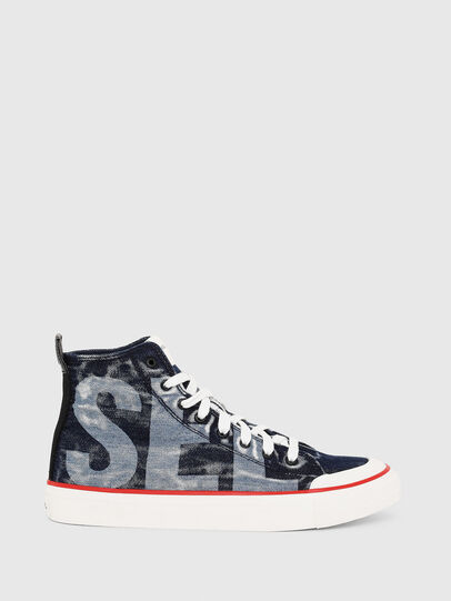 Diesel - S-ASTICO MC, Dark Blue - Sneakers - Image 1