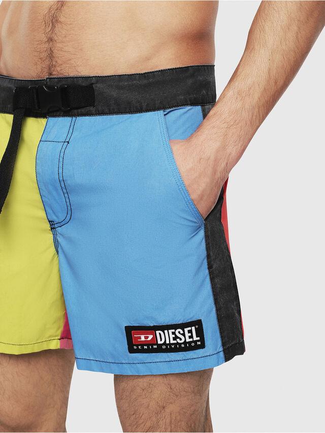 Diesel - BMBX-WAVE-F, Multicolor - Swim shorts - Image 3