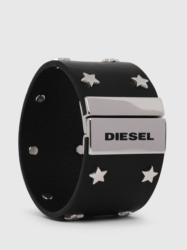 Diesel - CL-STARRY, Black/Silver - Bijoux and Gadgets - Image 1