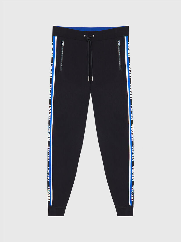 K-BANA, Black/Blue - Pants
