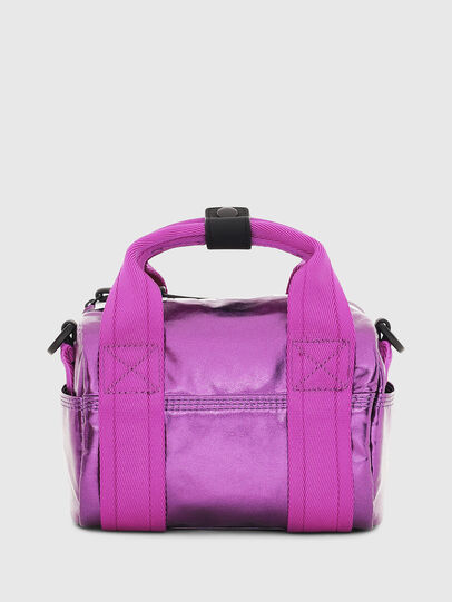 Diesel - F-BOLD MINI, Lilac - Satchels and Handbags - Image 1