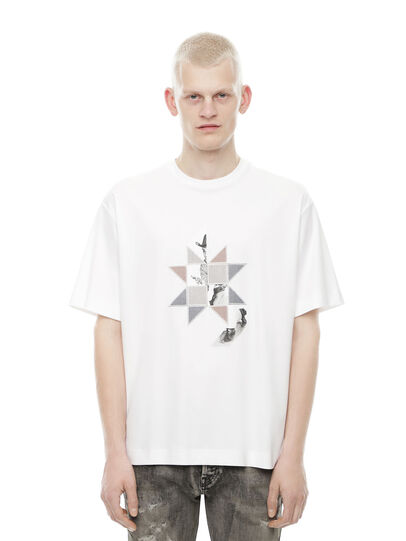 Diesel - TEORIAL-PEZZABOY2,  - T-Shirts - Image 1