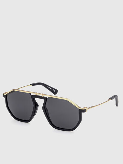 Diesel - DL0346,  - Sunglasses - Image 2