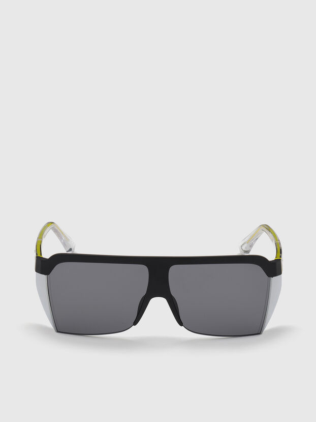 DL0319, Black - Sunglasses