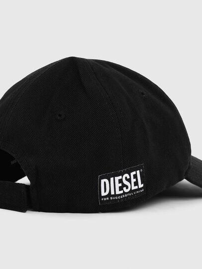 Diesel - LR-CAP, Black - Caps - Image 3