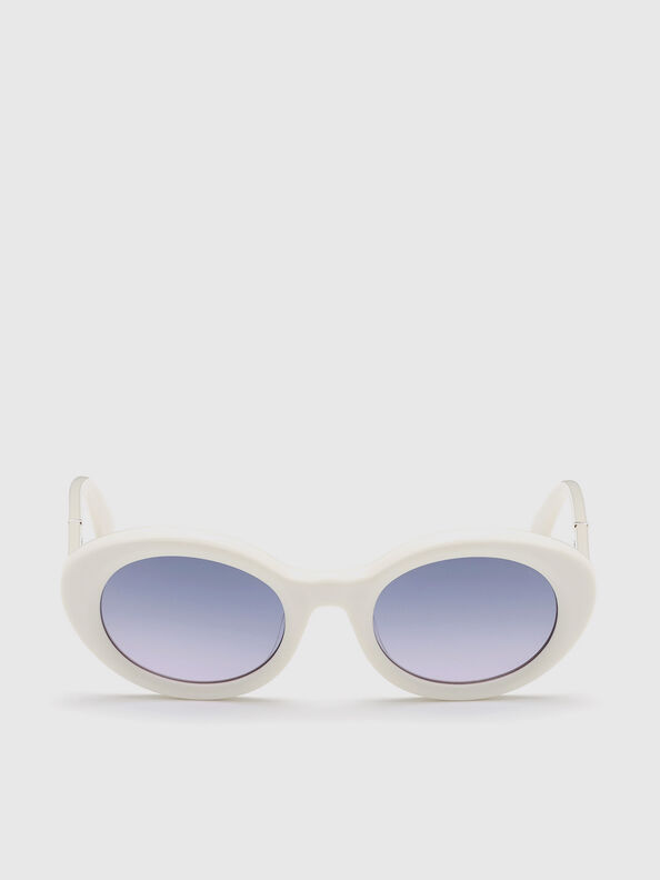 DL0281, White - Sunglasses
