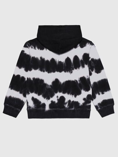 Diesel - SUMMERA83 OVER, Black/White - Sweaters - Image 2