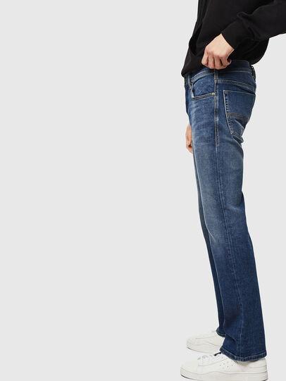 Diesel - Zatiny 0096E, Medium blue - Jeans - Image 3