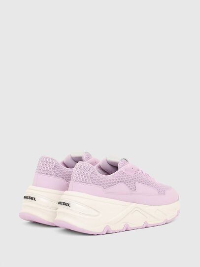 Diesel - S-HERBY LC, Lilac - Sneakers - Image 3