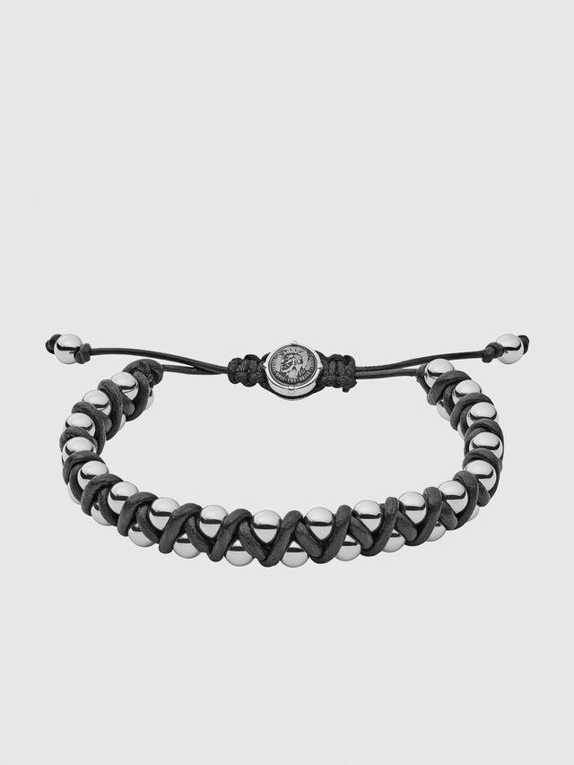Diesel DX1109, Silver - Bracelets - Image 1