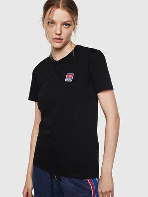 T-SILY-ZE, Black - T-Shirts