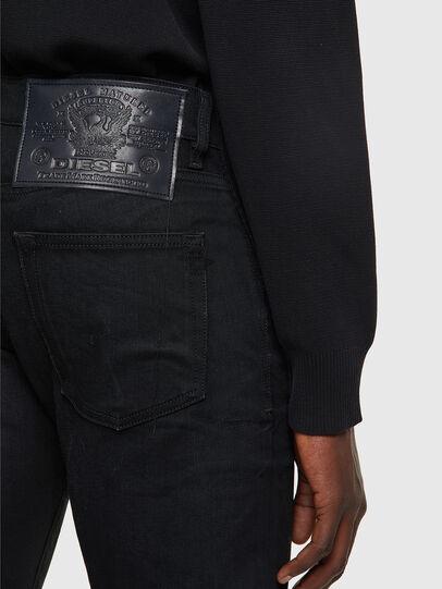 Diesel - D-Strukt 09A15, Black/Dark grey - Jeans - Image 4