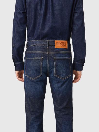 Diesel - D-Vocs 09A12, Dark Blue - Jeans - Image 4
