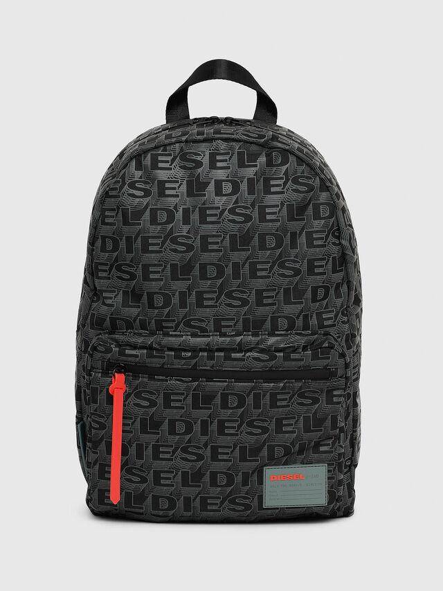 Diesel - F-DISCOVER BACK, Black/Grey - Backpacks - Image 1
