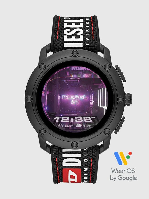 DT2022, Black - Smartwatches