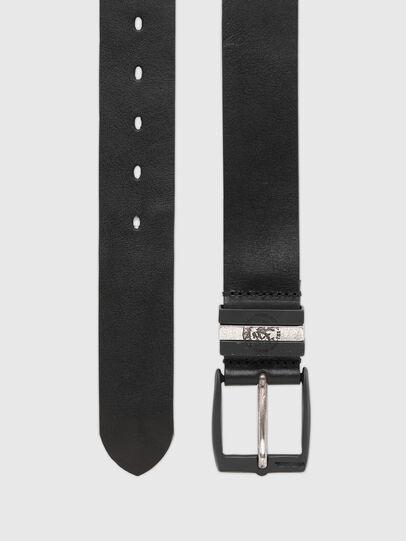 Diesel - B-HIDDEN, Black - Belts - Image 3