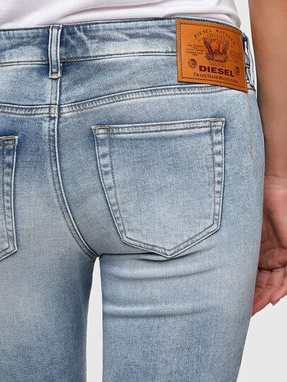 Diesel - D-Ollies JoggJeans® 069UX, Light Blue - Jeans - Image 4